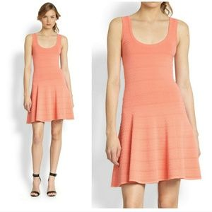 Torn By Ronny Kobo coral Luciana Dress